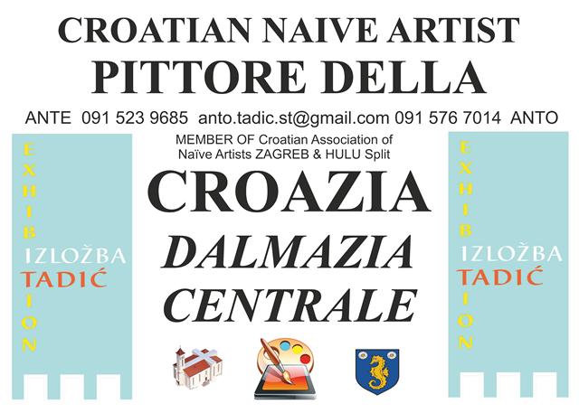 CROATIAN NAIVE ANTE 640